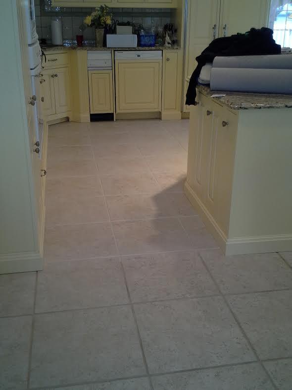 Long Beach Island Kitchen Floor | Tile Cleaning NJ